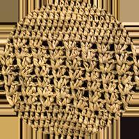 Raphia silouette madagascar